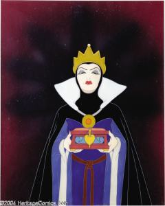 Snow white wicked queen