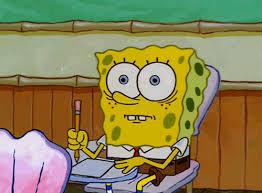 Spongebob blank